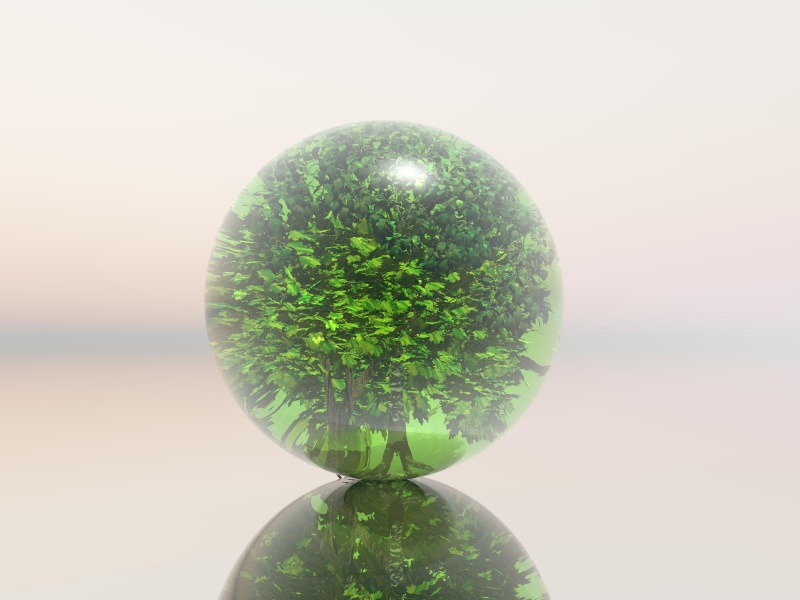 Tree Sphere