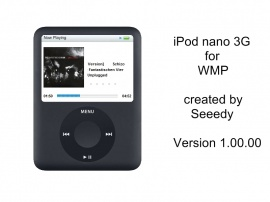 Real iPod nano 3G skin