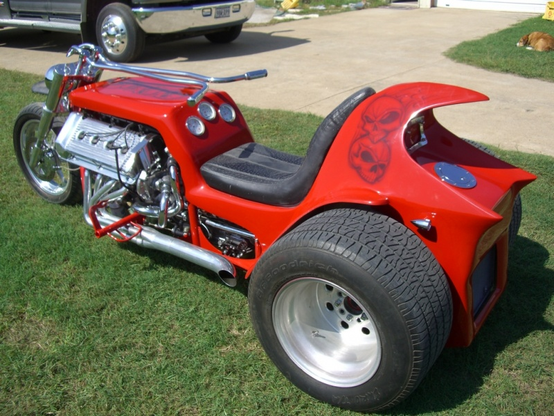 Red Trike Final
