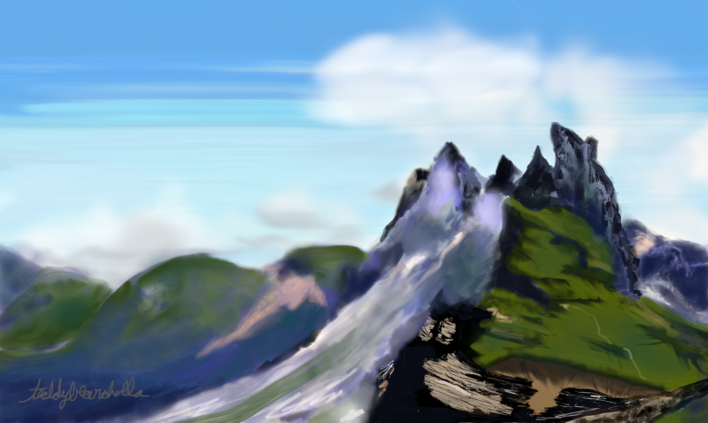 Giorgios  other mountains