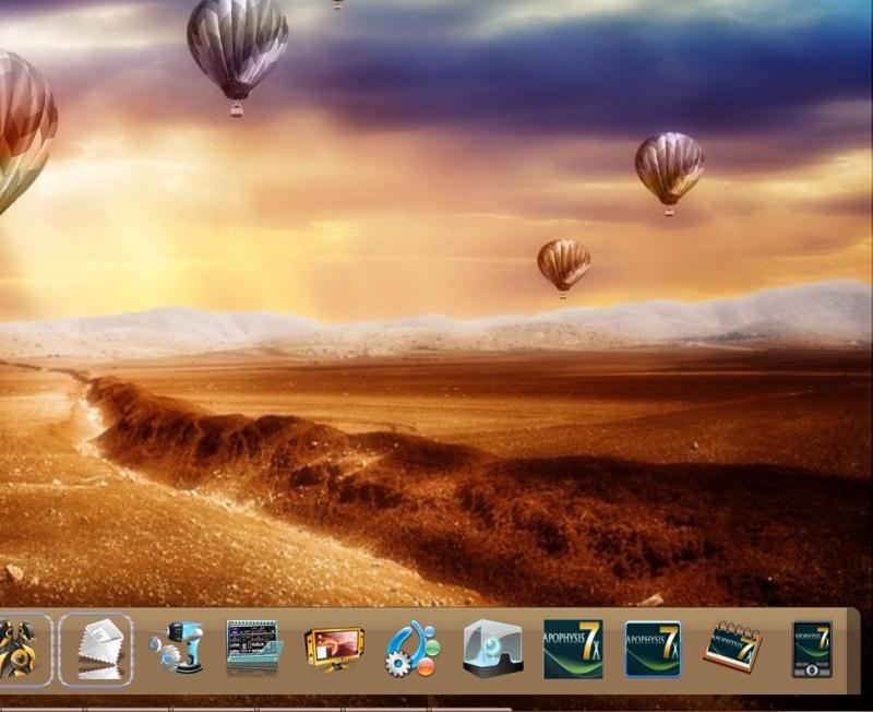 Apo 7x Icons