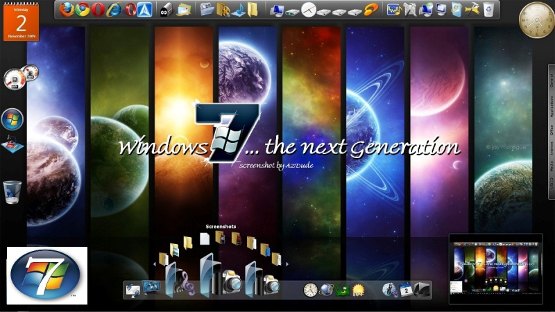 Win7 .. the next Generation OS ..