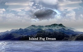 Island Fog Dream