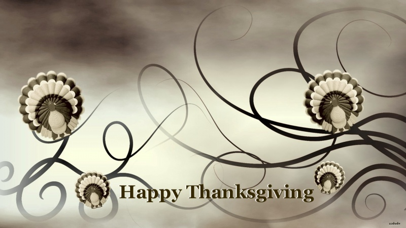 Happy Thanksgiving 2009