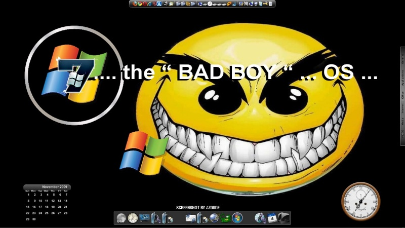 BAD BOY .. OS