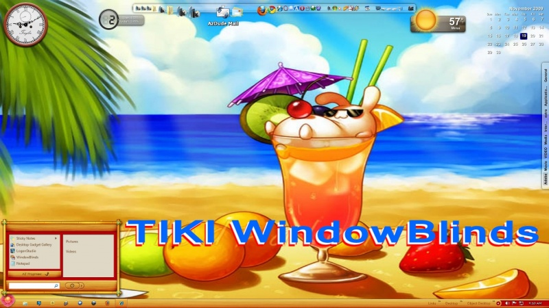 Tiki WB