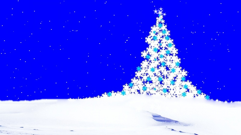 Snowflake Tree ScSv