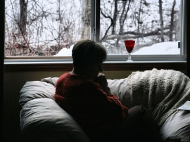 Wine, Woman and Snow