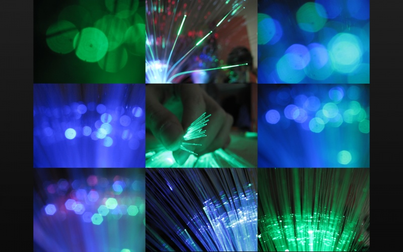 Optical Fiber Lights