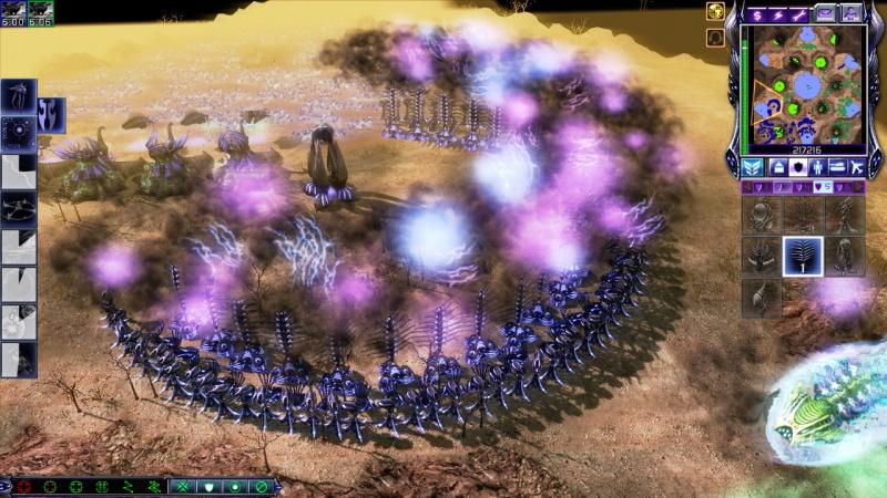 Tiberium Wars 3 Defense