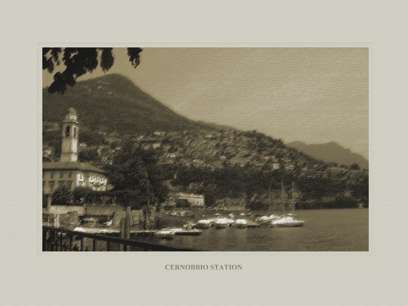 Cernobbio Station