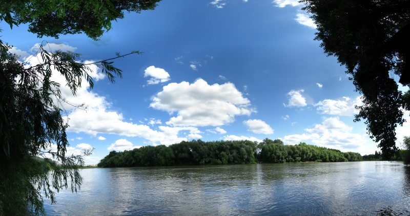A River Panorama