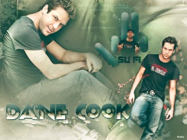 Dane Cook wall