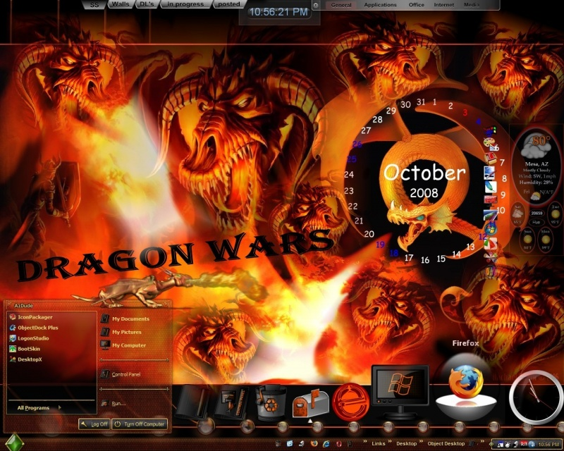 Dragon Wars DT