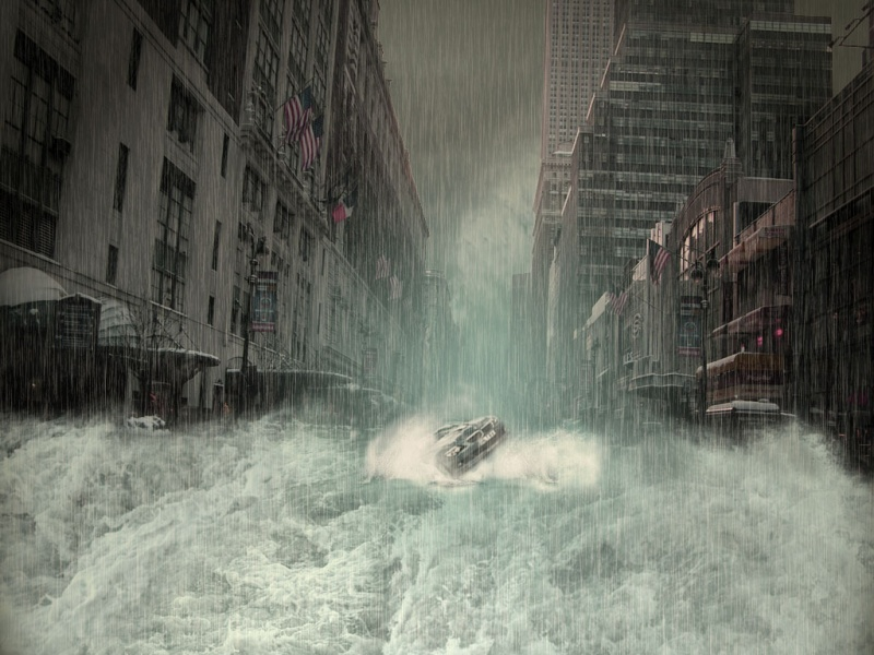 Waterflood in NYC