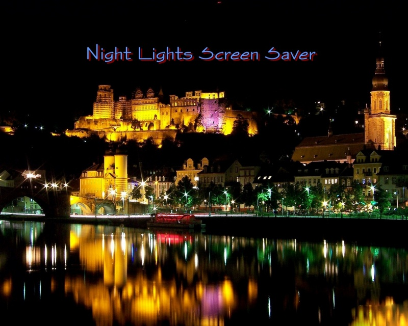 Night Lights ScSaver