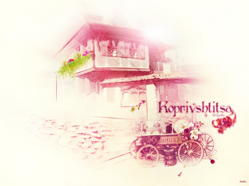 Koprivshtitsa-a walk to the past