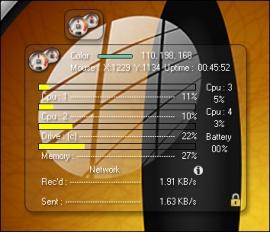 Clear meters_2_gadget