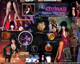 Elvira the screenshot