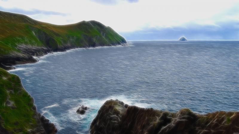 On an Irish sea