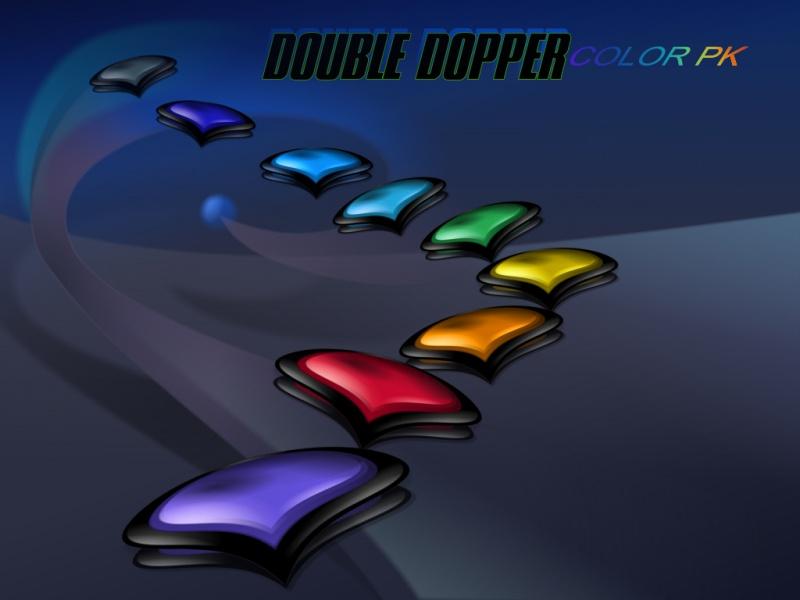 DOUBLE DOPPER Color pk
