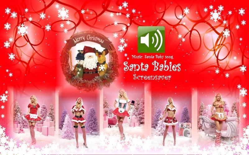Santa Babies ScSv w music