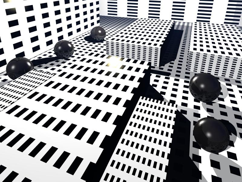 Binary Scene