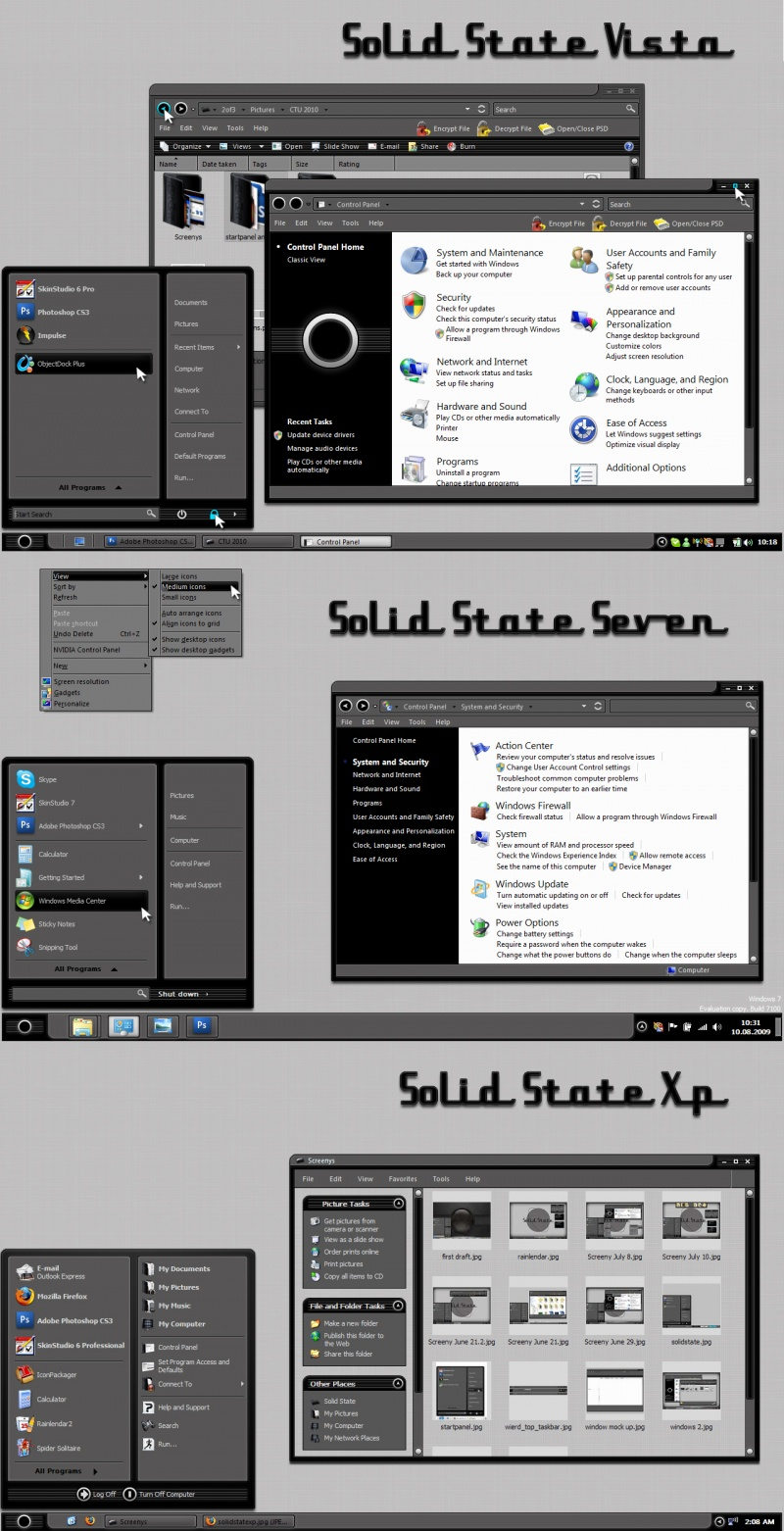 Solid State (xp, vista, win7)