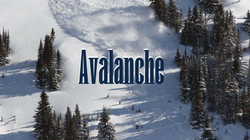 Avalanche Screensaver