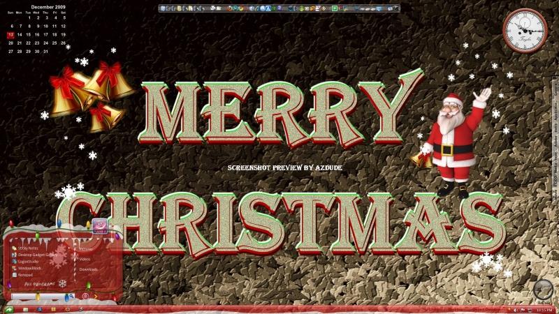 Santa Christmas Preview