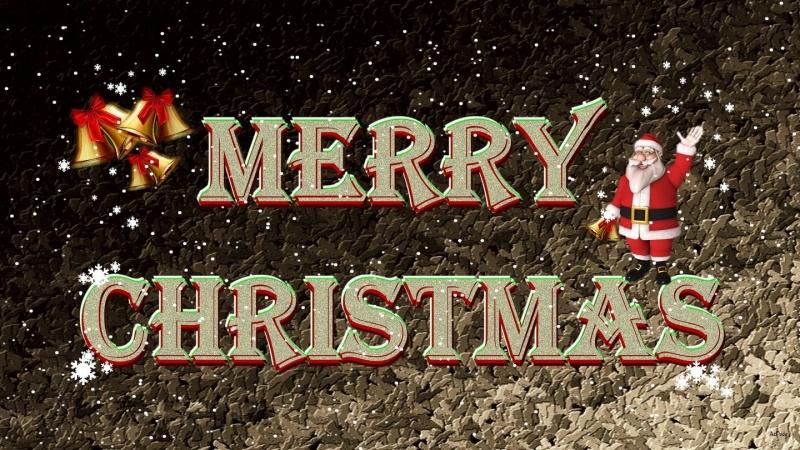 Santa Christmas ScSv