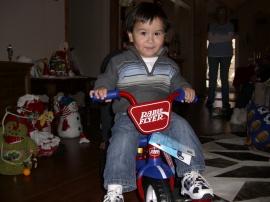 Gab´s First Trike