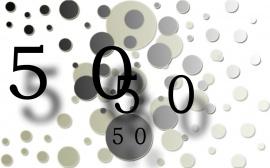50 Circles