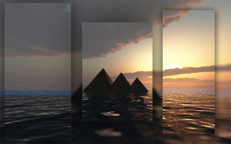 Pyramids Lost Way