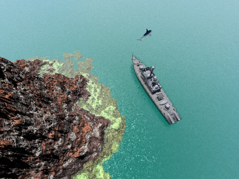 Above Island