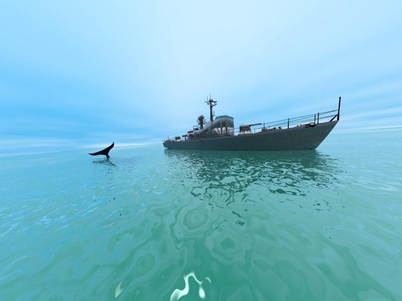 Whale Escape