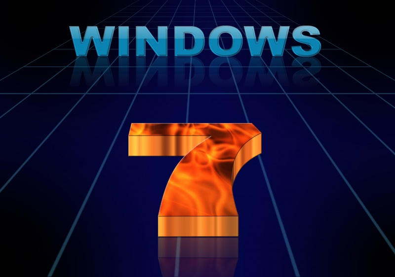 Windows 7  The Glorious