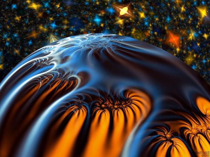 Cosmic Whirl
