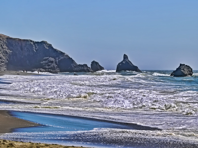 Goat Rock Beach CA