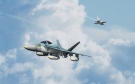 Air Show Thrills
