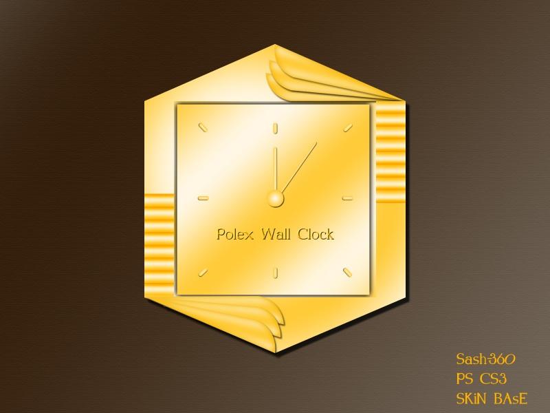 Polex Wall Clock