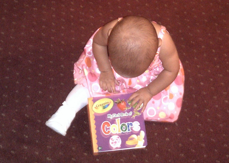 LiL Babe Coloring Book