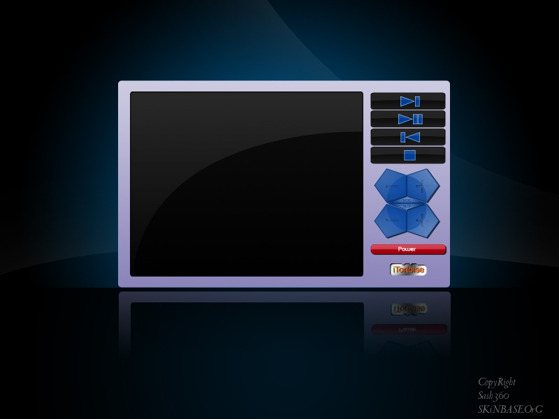 mPlayer Portable Concept