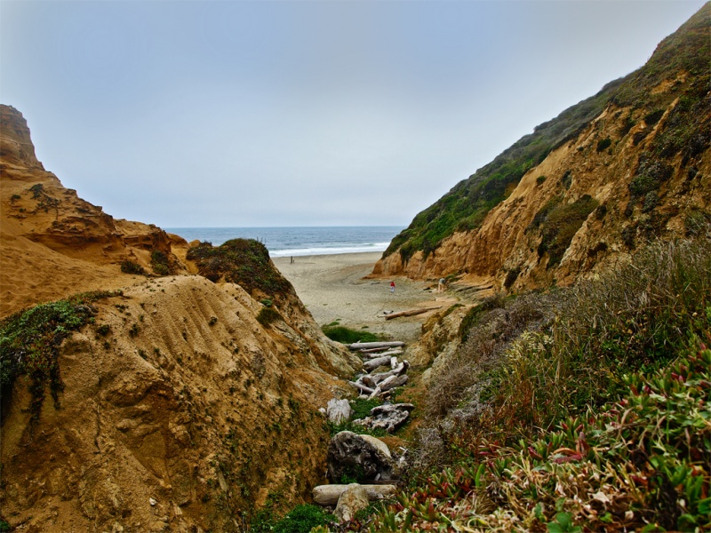 McClure Beach CA