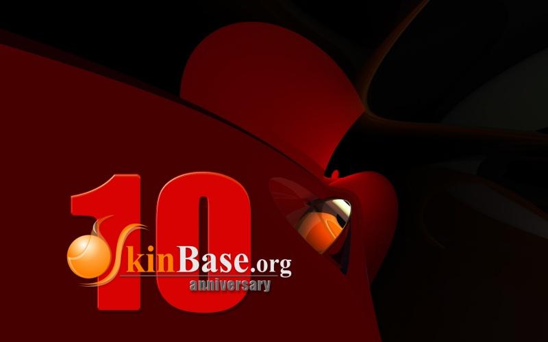 Skinbase 10th Anniversary