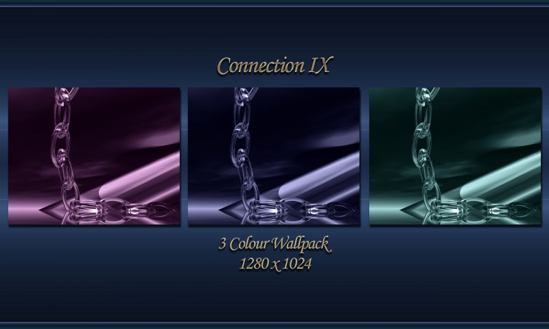 Connection IX - tricolor