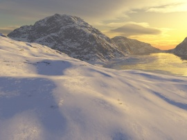 Not a Montana Winter