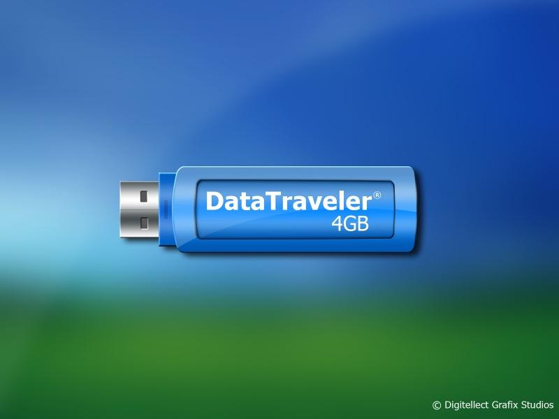 Data Traveler v.1