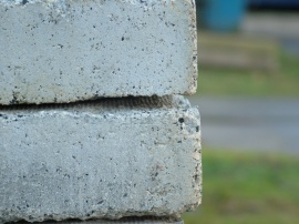 brick wall by Gregor Petrovic