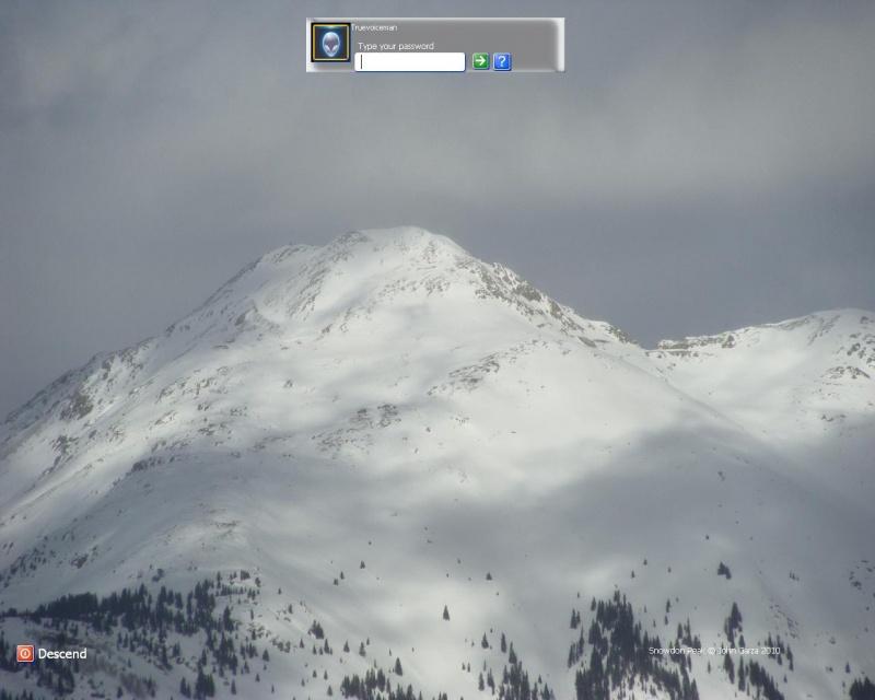 Snowdon Peak 13,077